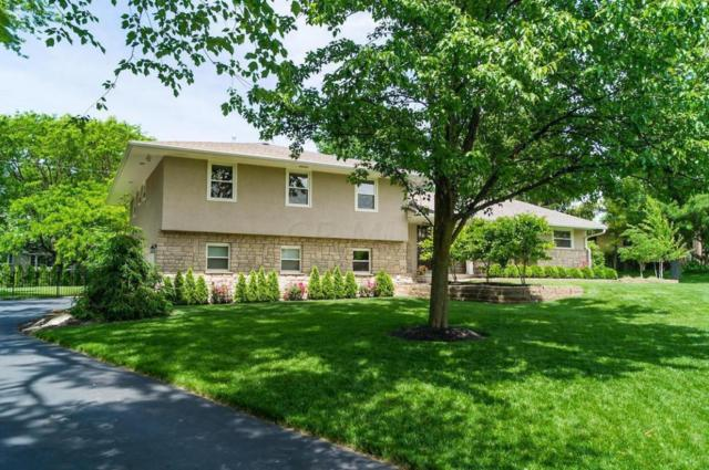 3852 Waldo Place, Upper Arlington, OH 43220 (MLS #218004999) :: Berkshire Hathaway Home Services Crager Tobin Real Estate