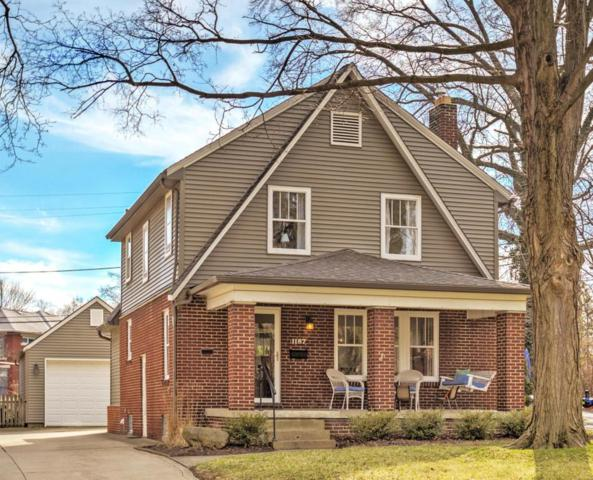 1187 Parkway Drive, Columbus, OH 43212 (MLS #218005028) :: The Mike Laemmle Team Realty