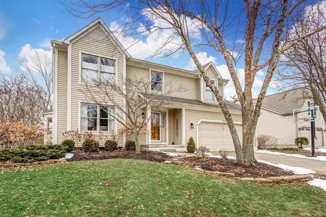 261 Muladore Drive, Powell, OH 43065 (MLS #218005074) :: Berkshire Hathaway Home Services Crager Tobin Real Estate