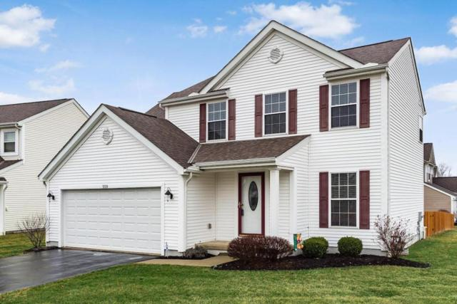 509 Evergreen Circle, Marysville, OH 43040 (MLS #218005078) :: The Clark Group @ ERA Real Solutions Realty