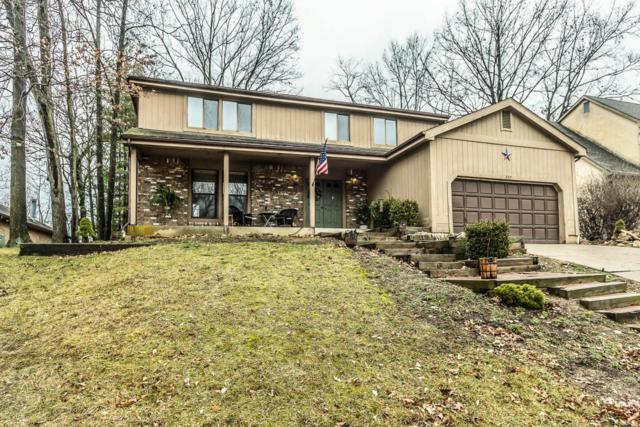 297 Bruce Court, Westerville, OH 43081 (MLS #218005110) :: The Clark Group @ ERA Real Solutions Realty