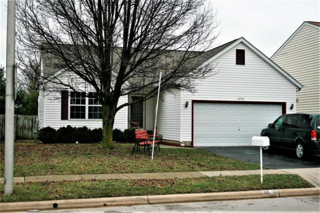 1294 Nautical Drive, Columbus, OH 43207 (MLS #218005117) :: The Clark Group @ ERA Real Solutions Realty