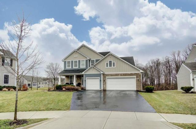 6301 Baumeister Drive, Hilliard, OH 43026 (MLS #218005120) :: The Clark Group @ ERA Real Solutions Realty