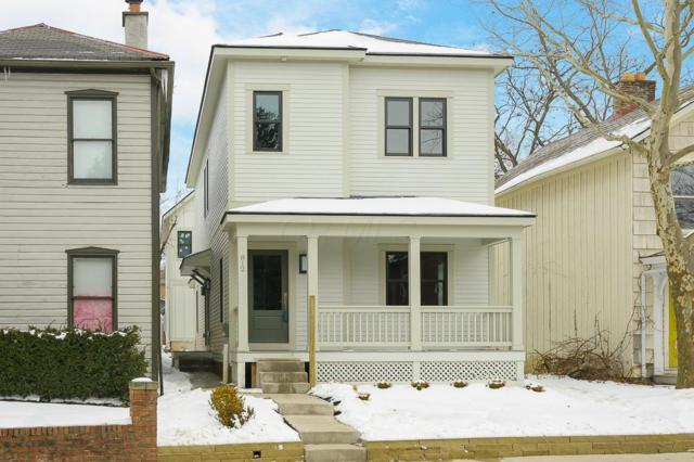 812 Summit Street B, Columbus, OH 43215 (MLS #218005204) :: The Mike Laemmle Team Realty