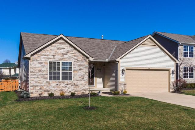 556 Fields Meadow Drive, Sunbury, OH 43074 (MLS #218005262) :: The Clark Group @ ERA Real Solutions Realty