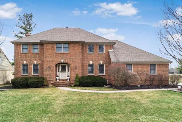 8792 Finlarig Drive, Dublin, OH 43017 (MLS #218005402) :: Berkshire Hathaway Home Services Crager Tobin Real Estate