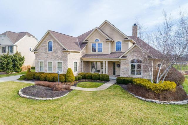 5389 Medallion Drive W, Westerville, OH 43082 (MLS #218005427) :: Berkshire Hathaway Home Services Crager Tobin Real Estate