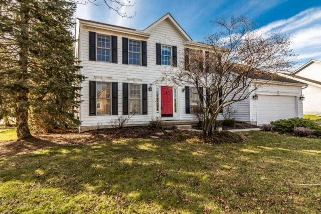 6186 Sawgrass Way, Westerville, OH 43082 (MLS #218005485) :: Susanne Casey & Associates
