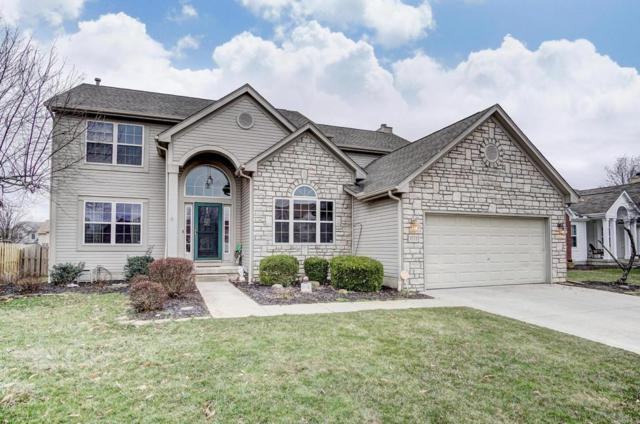 3723 Larchmere Drive, Grove City, OH 43123 (MLS #218005566) :: Berkshire Hathaway Home Services Crager Tobin Real Estate