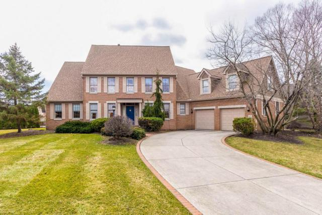 6905 Stillwater Cove, Westerville, OH 43082 (MLS #218005606) :: Berkshire Hathaway Home Services Crager Tobin Real Estate