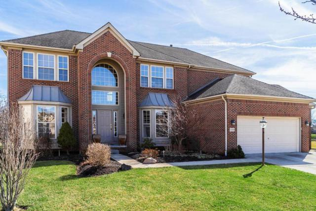 3598 Hickory Rock Drive, Powell, OH 43065 (MLS #218005640) :: Susanne Casey & Associates