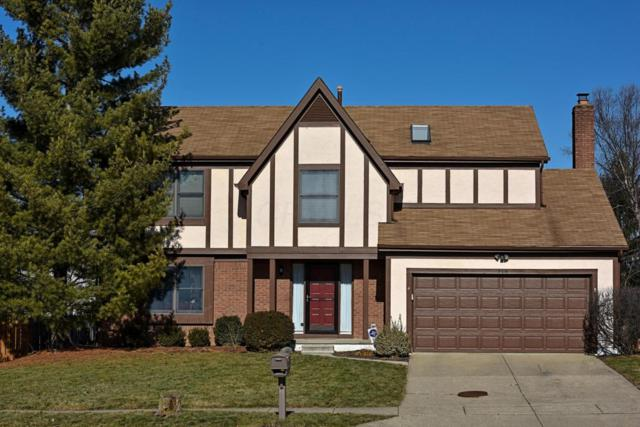 318 Green Meadows Drive W, Powell, OH 43065 (MLS #218005665) :: The Mike Laemmle Team Realty