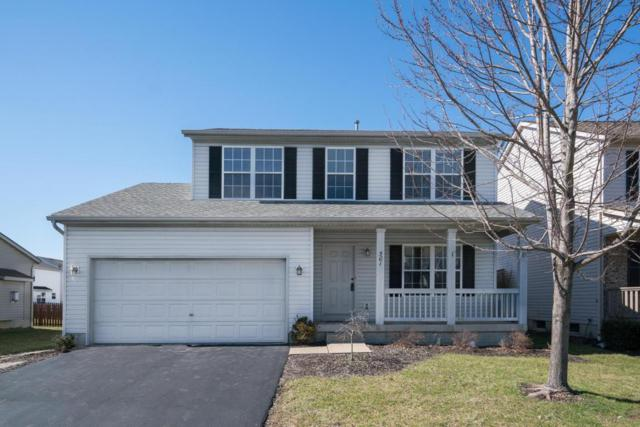 501 Mcpherson Drive, Blacklick, OH 43004 (MLS #218005738) :: Berkshire Hathaway Home Services Crager Tobin Real Estate