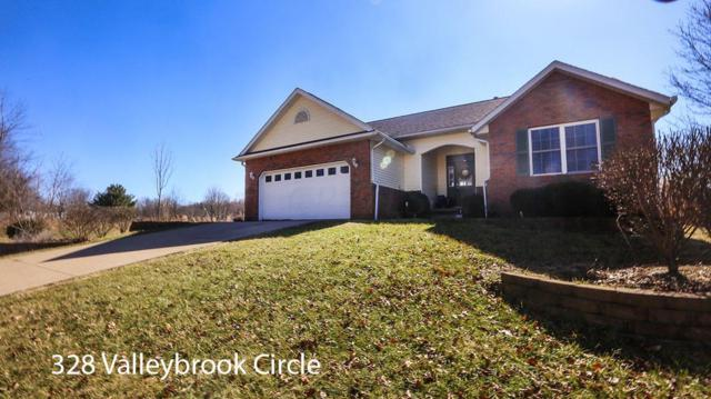 328 Valleybrook Circle, Howard, OH 43028 (MLS #218005786) :: Berkshire Hathaway Home Services Crager Tobin Real Estate