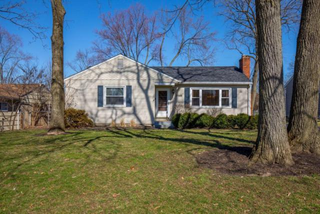 2666 Woodstock Road, Columbus, OH 43221 (MLS #218005891) :: Berkshire Hathaway Home Services Crager Tobin Real Estate