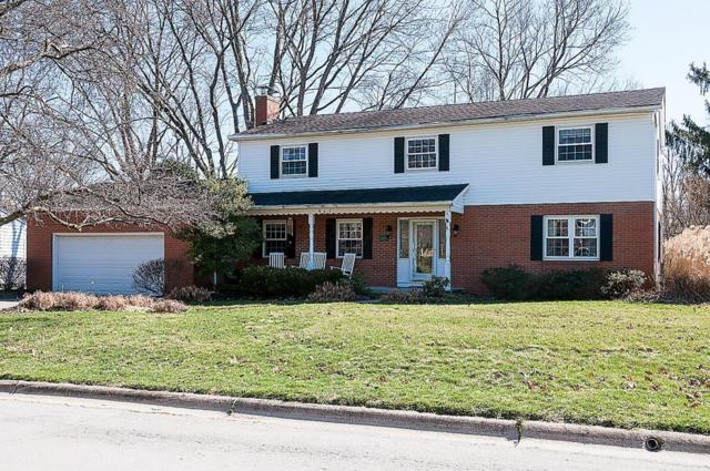 967 Spring Grove Lane, Columbus, OH 43235 (MLS #218006006) :: Berkshire Hathaway Home Services Crager Tobin Real Estate