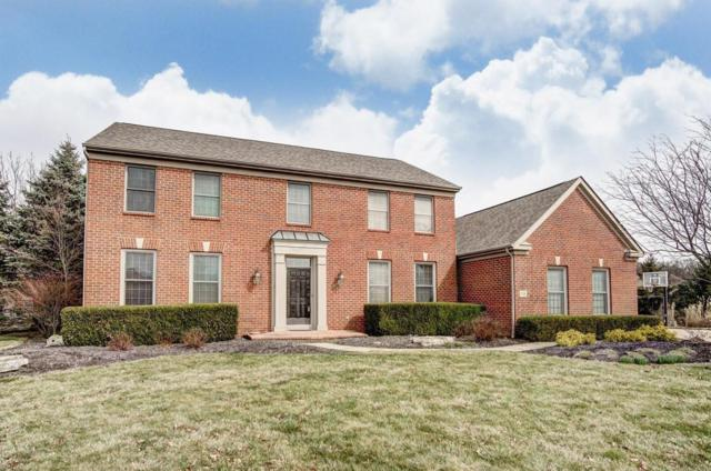 536 Vogt Court N, Powell, OH 43065 (MLS #218006175) :: Berkshire Hathaway Home Services Crager Tobin Real Estate