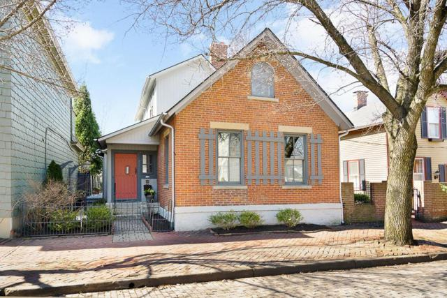 783 S 5th Street, Columbus, OH 43206 (MLS #218006329) :: Berkshire Hathaway Home Services Crager Tobin Real Estate