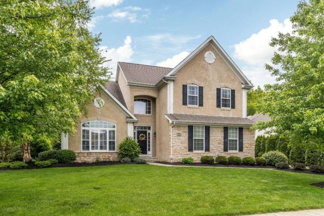 6964 Jennifer Ann Drive, Lewis Center, OH 43035 (MLS #218006333) :: Berkshire Hathaway Home Services Crager Tobin Real Estate