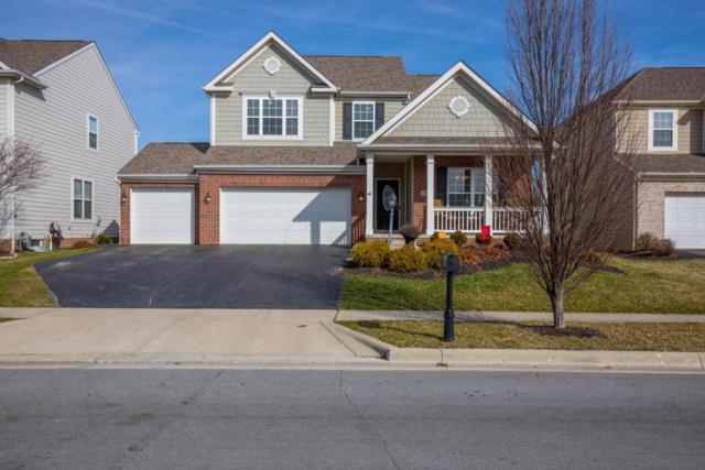 1330 Harran Avenue, Columbus, OH 43235 (MLS #218006363) :: Berkshire Hathaway Home Services Crager Tobin Real Estate