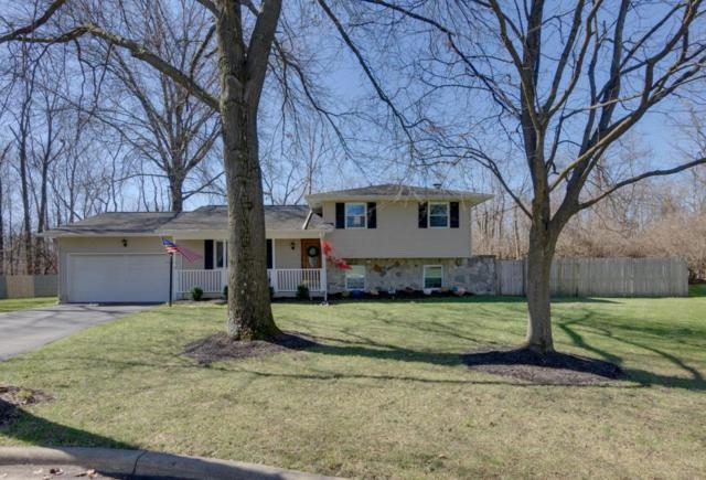 1635 Tennyson Court, Columbus, OH 43235 (MLS #218006450) :: Berkshire Hathaway Home Services Crager Tobin Real Estate