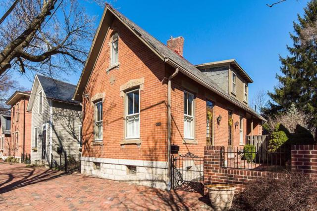 880 City Park Avenue, Columbus, OH 43206 (MLS #218006462) :: Berkshire Hathaway Home Services Crager Tobin Real Estate