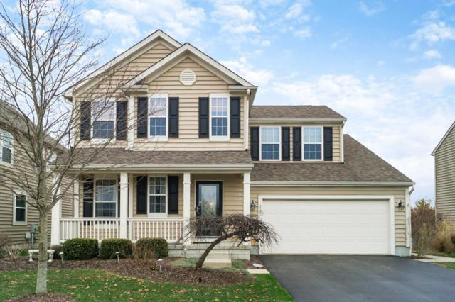 1262 Carnoustie Circle, Grove City, OH 43123 (MLS #218006495) :: Berkshire Hathaway Home Services Crager Tobin Real Estate