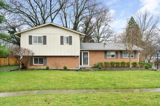 423 E Stafford Avenue, Worthington, OH 43085 (MLS #218006516) :: The Columbus Home Team