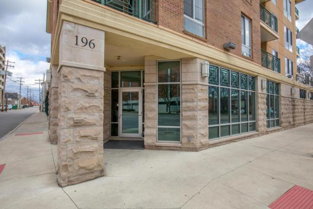 196 S Grant Avenue #402, Columbus, OH 43215 (MLS #218006560) :: The Columbus Home Team