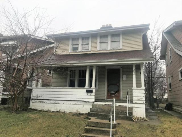 326 S Eureka Avenue, Columbus, OH 43204 (MLS #218006649) :: The Mike Laemmle Team Realty