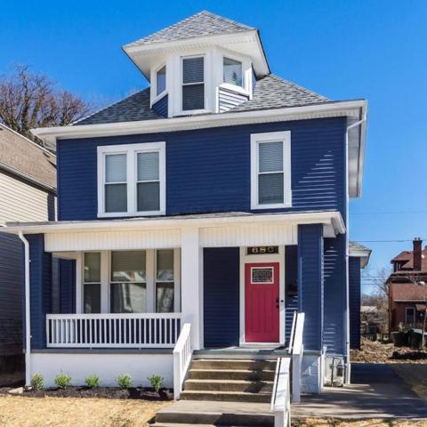 686 Gilbert Street, Columbus, OH 43205 (MLS #218006652) :: Berkshire Hathaway Home Services Crager Tobin Real Estate