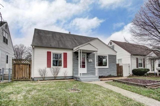 813 S Roys Avenue, Columbus, OH 43204 (MLS #218006683) :: Berkshire Hathaway Home Services Crager Tobin Real Estate