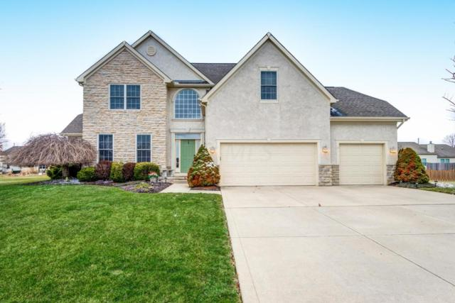 2349 Rufus Court, Lewis Center, OH 43035 (MLS #218006713) :: Berkshire Hathaway Home Services Crager Tobin Real Estate