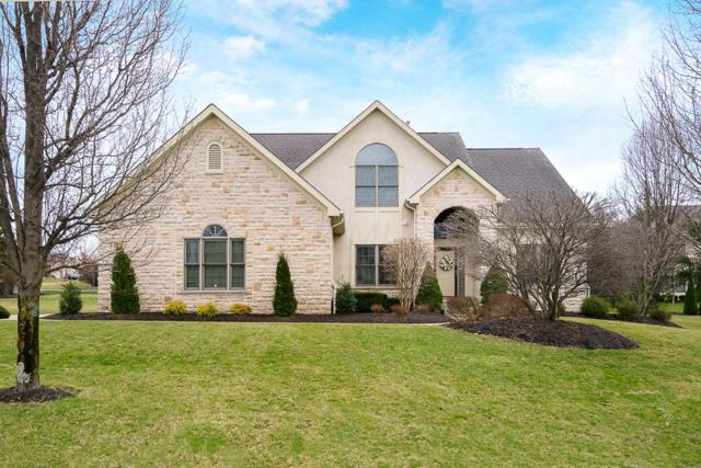5866 Highland Hills Drive, Westerville, OH 43082 (MLS #218006721) :: Berkshire Hathaway Home Services Crager Tobin Real Estate