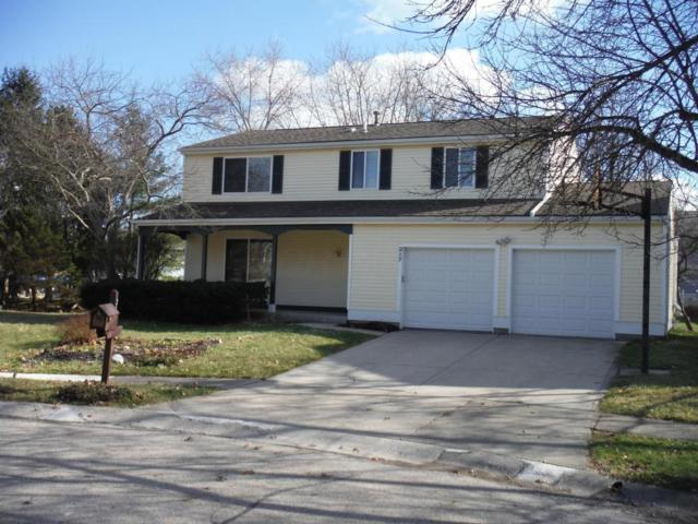 217 Canby Court, Columbus, OH 43230 (MLS #218006741) :: Berkshire Hathaway Home Services Crager Tobin Real Estate
