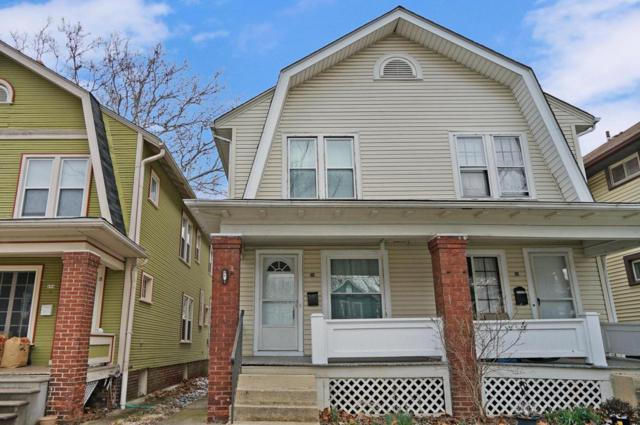156 Olentangy Street, Columbus, OH 43202 (MLS #218006747) :: The Mike Laemmle Team Realty