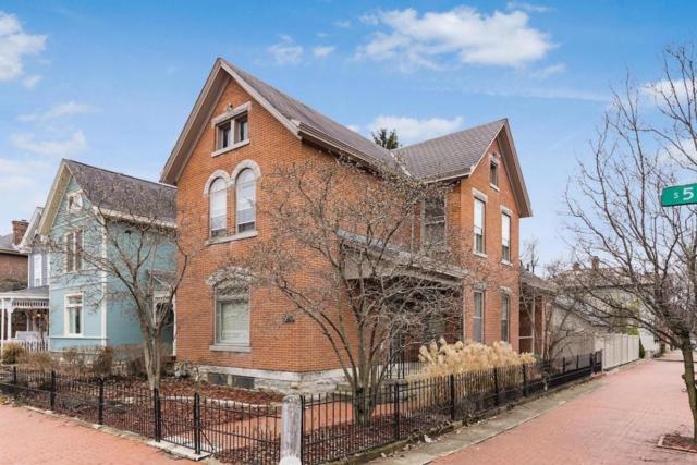 821 S 5th Street, Columbus, OH 43206 (MLS #218006796) :: Berkshire Hathaway Home Services Crager Tobin Real Estate