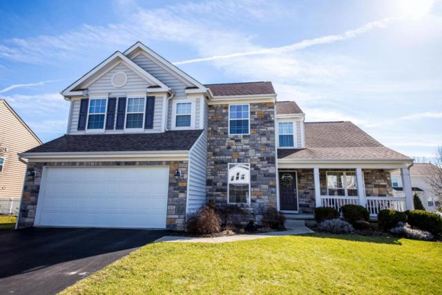 1943 Caplinger Drive, Grove City, OH 43123 (MLS #218006839) :: Berkshire Hathaway Home Services Crager Tobin Real Estate