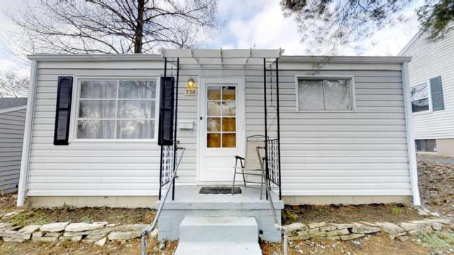 330 W Kanawha Avenue, Columbus, OH 43214 (MLS #218006864) :: Berkshire Hathaway Home Services Crager Tobin Real Estate