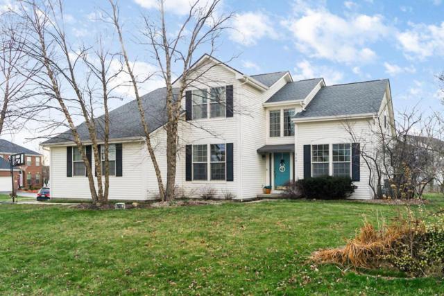 969 Mastell Drive, Reynoldsburg, OH 43068 (MLS #218006975) :: Berkshire Hathaway Home Services Crager Tobin Real Estate
