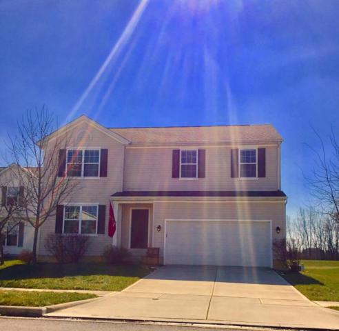 2027 Grove Tree Court, Grove City, OH 43123 (MLS #218007016) :: Berkshire Hathaway Home Services Crager Tobin Real Estate