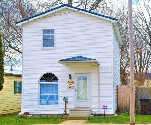 539 E Union Street, Circleville, OH 43113 (MLS #218007056) :: The Mike Laemmle Team Realty