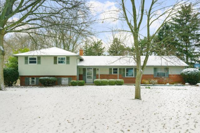 1275 Kingsgate Road, Upper Arlington, OH 43221 (MLS #218007098) :: Susanne Casey & Associates