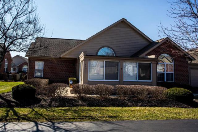 485 Dandy Brush Lane W, Gahanna, OH 43230 (MLS #218007136) :: Berkshire Hathaway Home Services Crager Tobin Real Estate