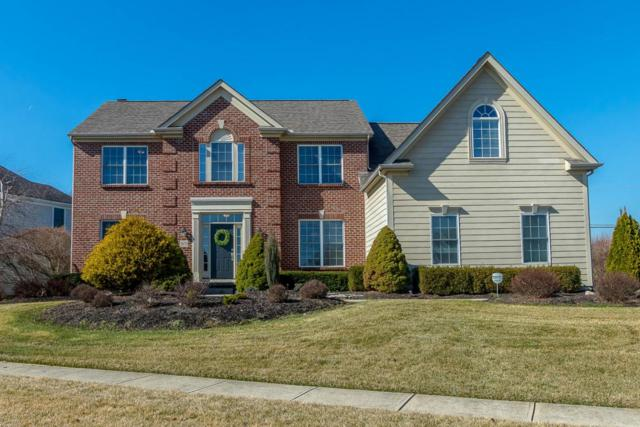 7670 Early Meadow Road, Westerville, OH 43082 (MLS #218007142) :: Berkshire Hathaway Home Services Crager Tobin Real Estate