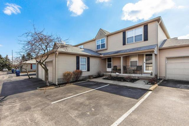 5527 Valencia Park Boulevard 189D, Hilliard, OH 43026 (MLS #218007194) :: Berkshire Hathaway Home Services Crager Tobin Real Estate