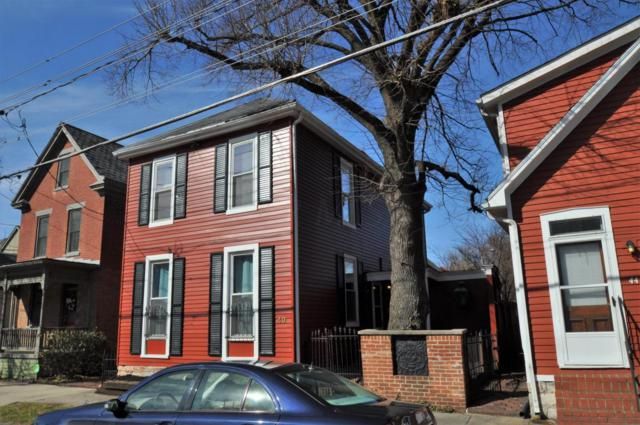 40 E Whittier Street, Columbus, OH 43206 (MLS #218007243) :: Berkshire Hathaway Home Services Crager Tobin Real Estate