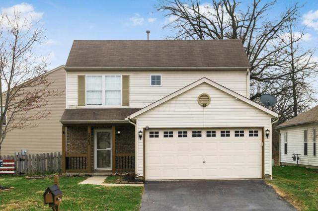 2063 Prominence Drive, Grove City, OH 43123 (MLS #218007266) :: Berkshire Hathaway Home Services Crager Tobin Real Estate