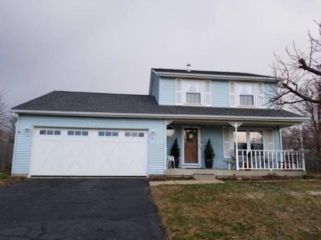 715 Cherrymonte Drive, Columbus, OH 43228 (MLS #218007279) :: Berkshire Hathaway Home Services Crager Tobin Real Estate