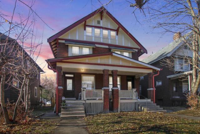 2063 N 4th Street, Columbus, OH 43201 (MLS #218007319) :: Susanne Casey & Associates